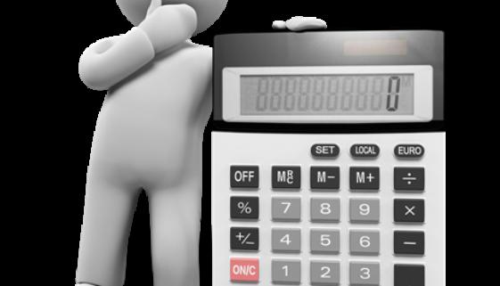 BErechnung der Zinsen bei Krediten